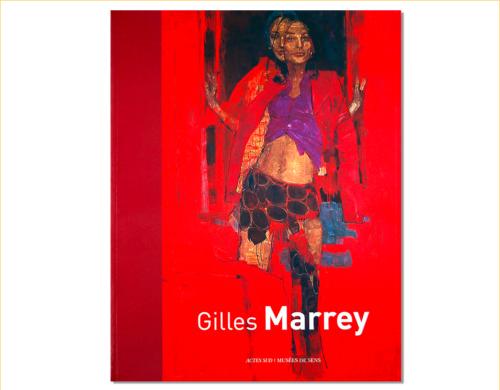 Catalogue Introspective Gilles Marrey Musée de Sens