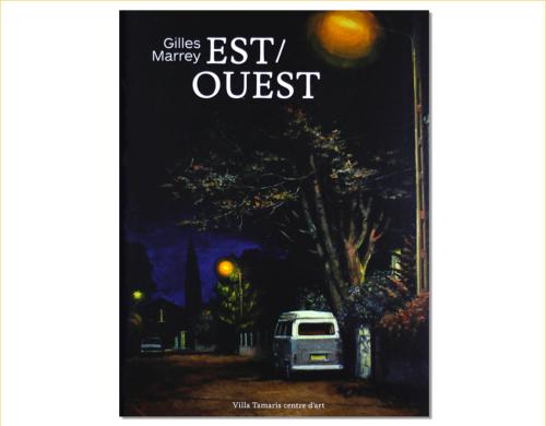 Catalogue Est-Ouest Gilles Marrey