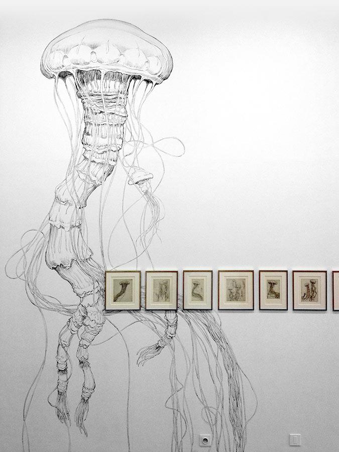 Ténèbres. Exposition, 2015